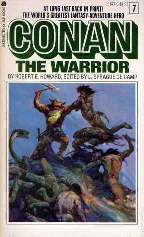 Conan the Warrior by Robert E. Howard