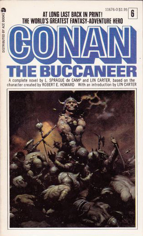 Conan the Buccaneer by Lin Carter