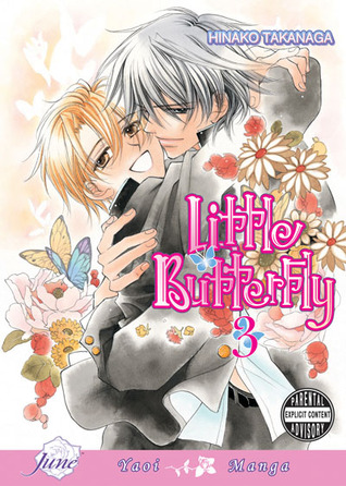 Little Butterfly, Vol. 03 by Hinako Takanaga