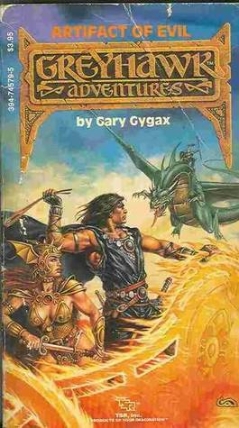 Artifact of Evil by Gary Gygax