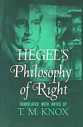 Philosophy of Right