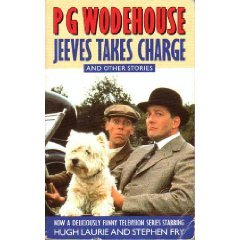 Jeeves Takes Charge and Other Stories by P.G. Wodehouse