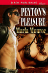 Peyton's Pleasure by Marla Monroe