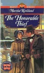 The Honorable Thief by Martha Kirkland