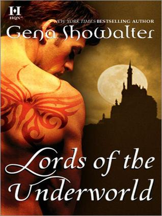 Lords of the Underworld Bundle by Gena Showalter