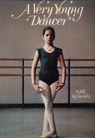A Very Young Dancer by Jill Krementz
