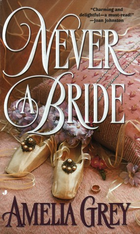Never a Bride by Amelia Grey