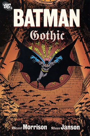 Batman by Grant Morrison