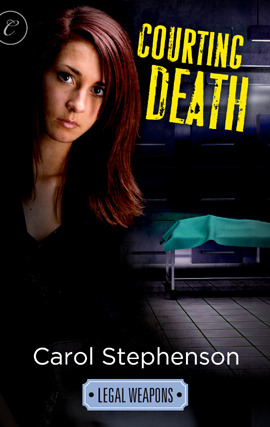 Courting Death by Carol Stephenson