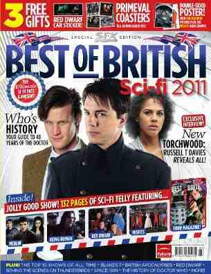 SFX: Best of British (Special Edition)