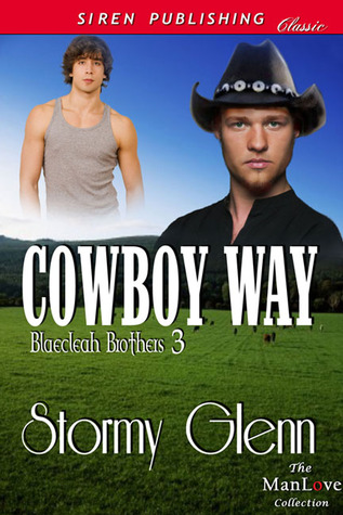 Cowboy Way by Stormy Glenn
