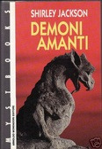 Demoni amanti by Shirley Jackson