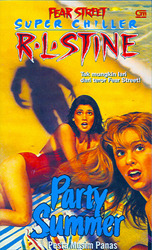 Party Summer by R.L. Stine