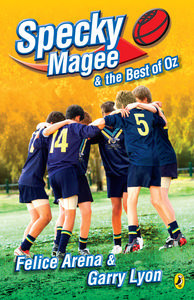 Specky Magee & the best of Oz (Specky Magee, #8)