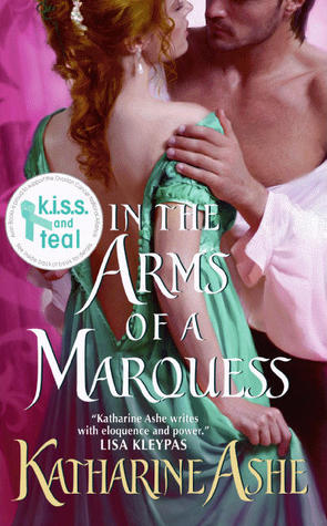 In The Arms Of A Marquess by Katharine Ashe