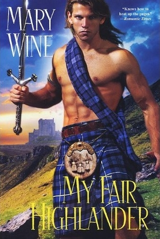 My Fair Highlander by Mary Wine
