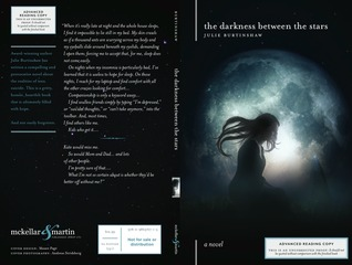 The Darkness Between The Stars by Julie Burtinshaw
