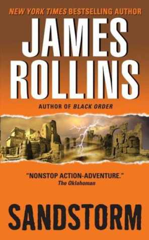 Sandstorm by James Rollins