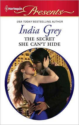 Secret She Can't Hide by India Grey