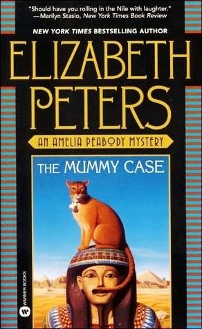 The Mummy Case by Elizabeth Peters