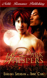 Dark Whispers (Dragon's Disciple/Blood Brothers #7)