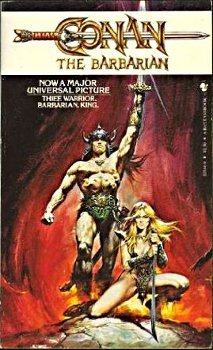 Conan the Barbarian by L. Sprague de Camp