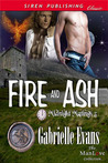 Fire And Ash by Gabrielle Evans