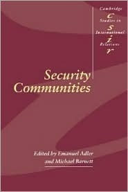 Security Communities by Emanuel Adler