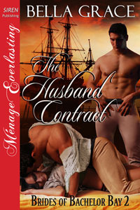 The Husband Contract (Brides of Bachelor Bay #2)