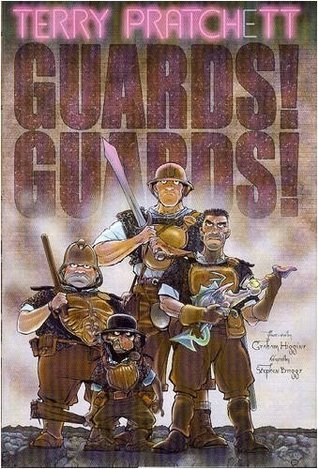Guards! Guards! - Graphic Novel (Discworld, #8)