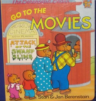 The Berenstain Bears Go To the Movies With Papa BearPlush