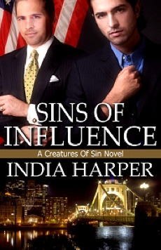 Sins of Influence (Creatures of Sin, #4)