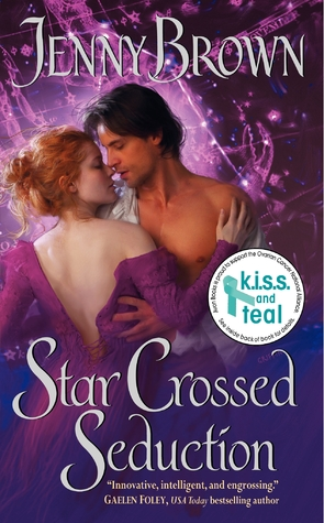 Star Crossed Seduction by Jenny  Brown