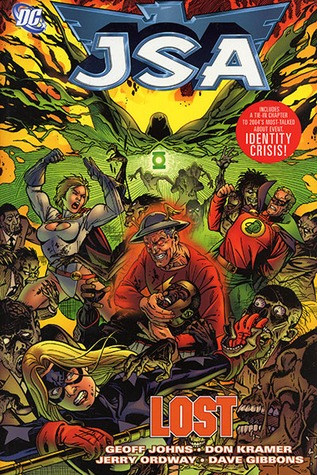 JSA, Vol. 9 by Geoff Johns