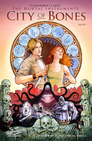 City of Bones (City of Bones: Graphic Novel PART 1) epub download and pdf download