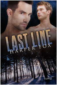 Last Line by Harper Fox