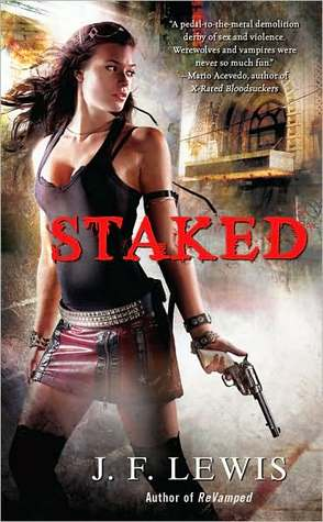 Download online for free Staked (Void City #1) by J.F. Lewis MOBI
