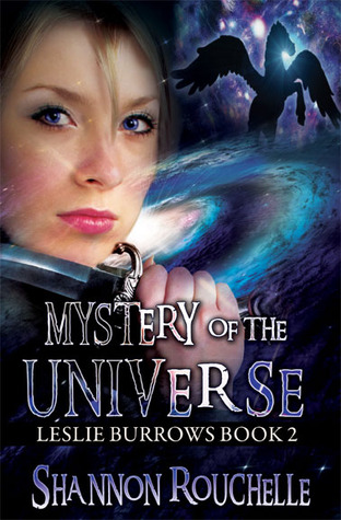 Mystery of the Universe, Leslie Burrows, Book 2