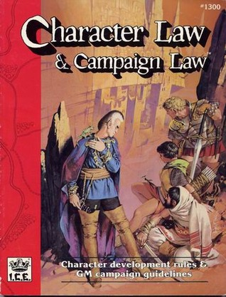 Character Law and Campaign Law by Peter C. Fenlon Jr.