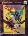 Creatures & Monsters (Rolemaster Standard System, #5540)