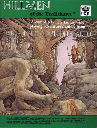 Hillmen Of The Trollshaws by Jeff McKeage