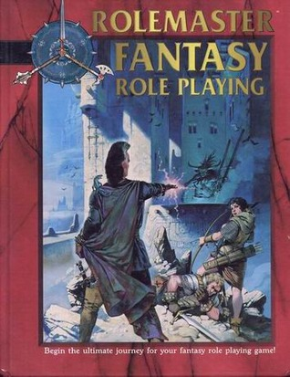 Rolemaster Fantasy Role Playing by ICE Staff