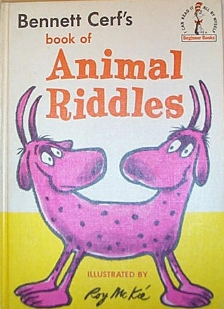 Bennett Cerf's Book of Animal Riddles by Bennett Cerf