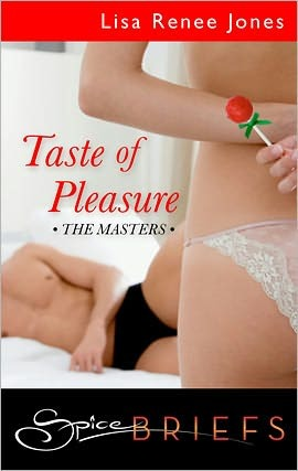 Taste of Pleasure (The Masters #1)