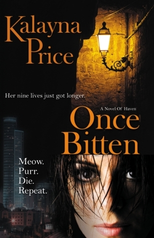 Once Bitten (Haven #1)