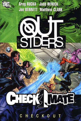 Outsiders/Checkmate: Checkout (Outsiders III #6.5)
