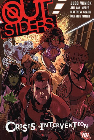 Outsiders, Vol. 4 by Judd Winick