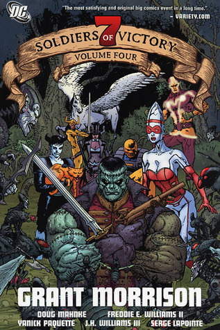 Seven Soldiers of Victory, Vol. 4 by Grant Morrison