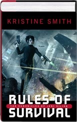 Rules of Survival by Kristine Smith