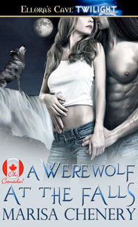A Werewolf at the Falls by Marisa Chenery